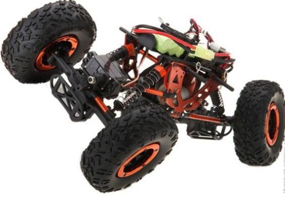 Радиоуправляемый краулер HSP Kulak Electric Crawler 4WD 1:18 HSP 94680T2-68091