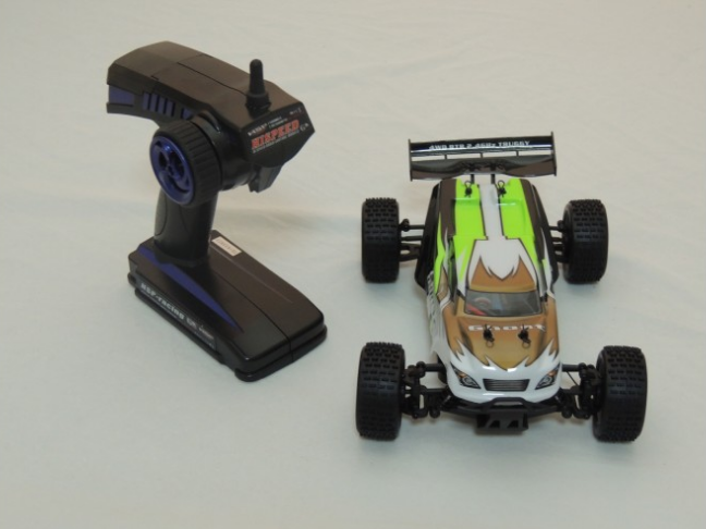 94803PRO-80397 Радиоуправляемая трагги HSP 4WD Brushless Truggy Ghost-PRO 2.4G HSP 94803PRO-80397