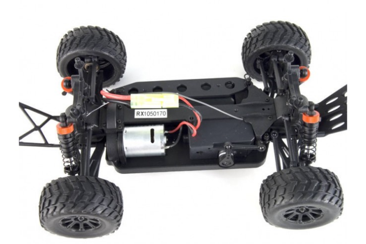 94807-80791 Радиоуправляемый шорт-корс трак HSP Caribe 4WD RTR масштаб 1:18 2.4G HSP 94807-80791
