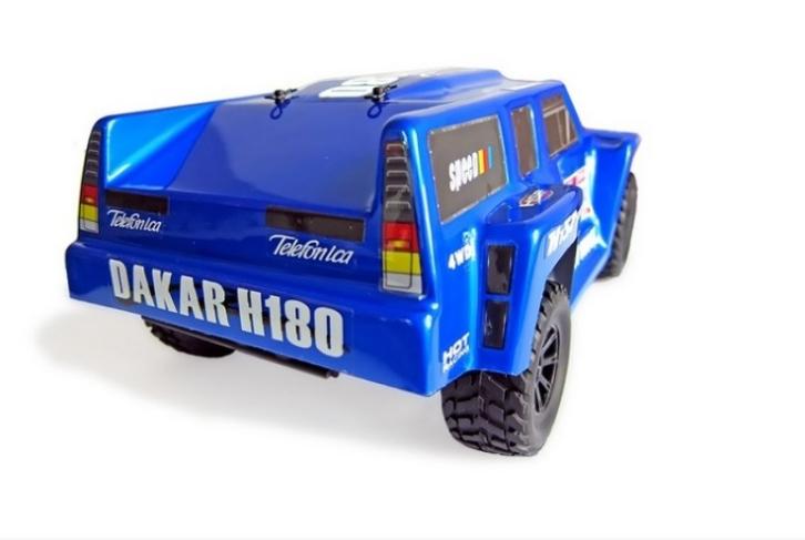 94825-82593 Радиоуправляемый внедорожник HSP 4WD EP Off-Road Trophy Truck 1:18 4WD HSP 94825-82593