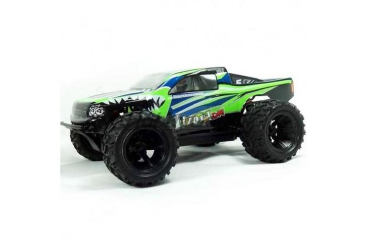 94811-81192 Радиоуправляемый внедорожник HSP 4WD EP Monster Sand Rail Truck (Lizard DM) 1:18 4WD HSP 94811-81192
