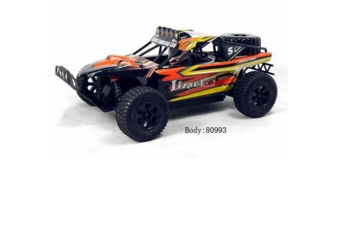 94809-80993 Радиоуправляемый внедорожник HSP 4WD EP Trophy Truck (Lizard DB) 1:18 4WD HSP 94809-80993