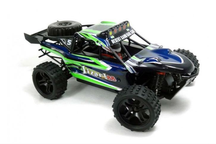 94810-80994 Радиоуправляемая багги HSP 4WD EP Off-Road Desert Buggy 1:18 4WD HSP 94810-80994