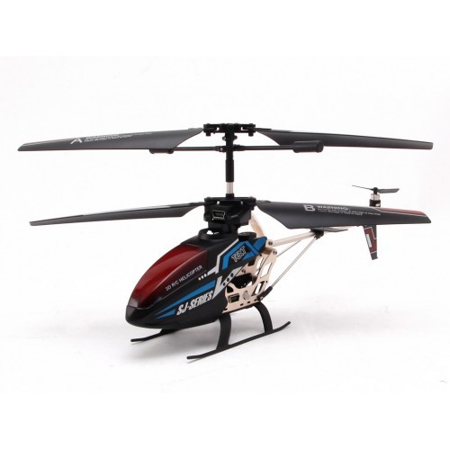 SJ998 Радиоуправляемый 3.5-ch вертолет 2.4GHz с 3D-проекцией SJ998