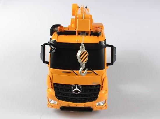 E526-003 Радиоуправляемый автокран Mercedes-Benz Actros E526-003 масштаб 1:20
