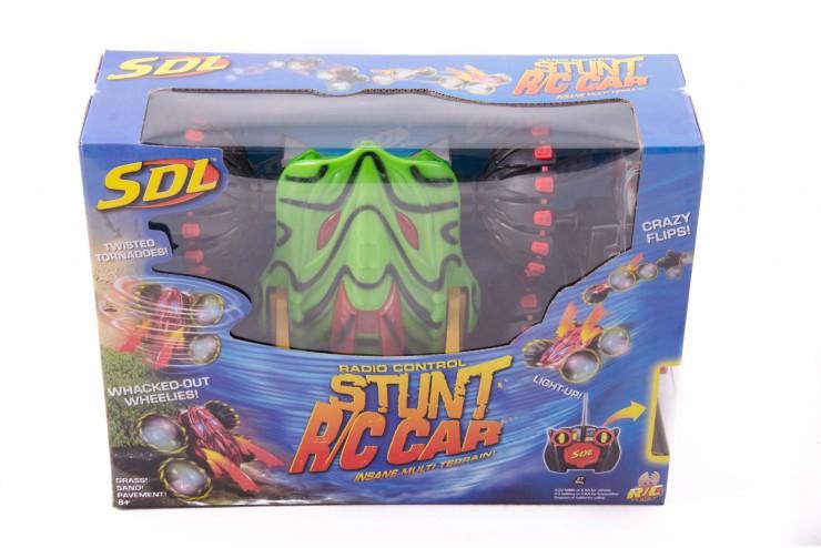 2011A-1 Радиоуправляемый перевертыш-внедорожник Super Speed Stunt Car SDL 2011A-1