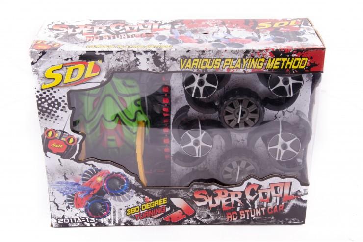 2011A-13 Радиоуправляемый перевертыш-внедорожник Super Speed Stunt Car SDL 2011A-13