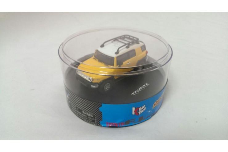 Радиоуправляемая микро машинка масштаб 1:43 лицензионная Create Toys TD-8004