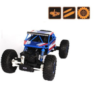699-85 Радиоуправляемый Краулер 4WD 1:18 HuangBo Toys 699-85