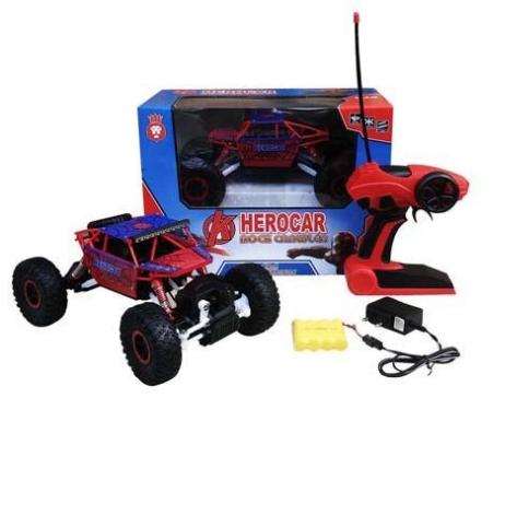 699-87 Радиоуправляемый Краулер 4WD 1:18 HuangBo Toys 699-87