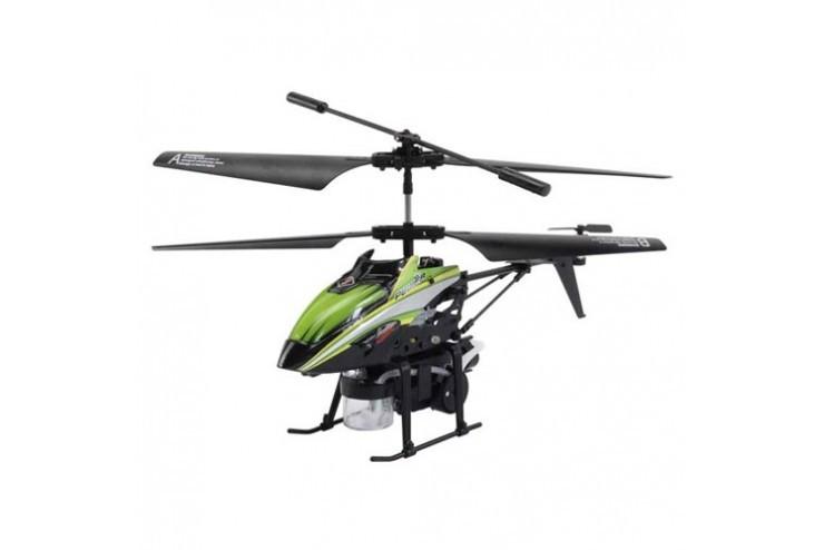 V757 Радиоуправляемый вертолет с мыльными пузырями WL Toys V757