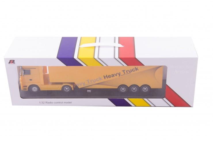 QY1101-Y Радиоуправляемый грузовик Mercedes-Benz Actros 1:32 QY Toys QY1101-Y