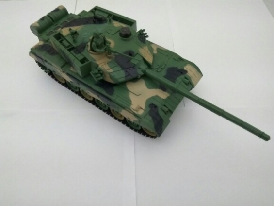 99829 Танковый бой на радиоуправлении 1/28 ZTZ99 vs M1 Abrams ZEGAN 99829