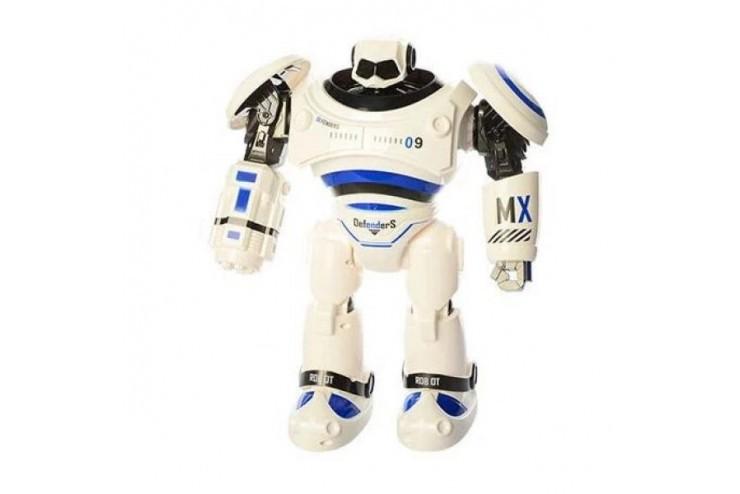 1701B Радиоуправляемый робот Crazon (свет, звук, ходит, стреляет пульками) Create Toys 1701B
