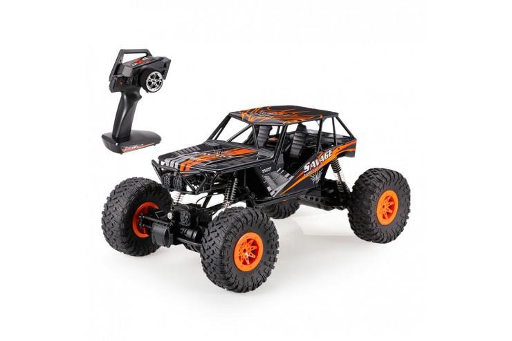 10428-D Радиоуправляемый багги WL Toys 4WD RTR масштаб 1:10 2.4G - 10428-D