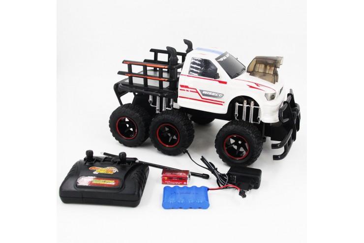 Радиоуправляемая машина джип 6х6 YED White Desert Sun SC-6 - YE81402