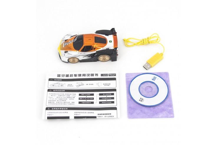 FY838 Радиоуправляемая антигравитационная машинка FEIYUE Wall Climber (Bluetooth) - FY838