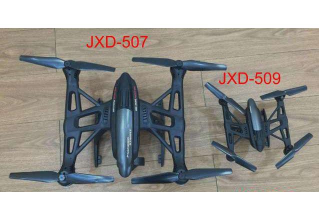 JXD-507W Радиоуправляемый квадрокоптер JXD Pioneer Knight Wi-Fi Camera RTF 2.4G JXD JXD-507W