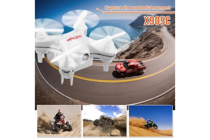 X905C Радиоуправляемый квадрокоптер MJX Мини 2.4G RTF - X905C