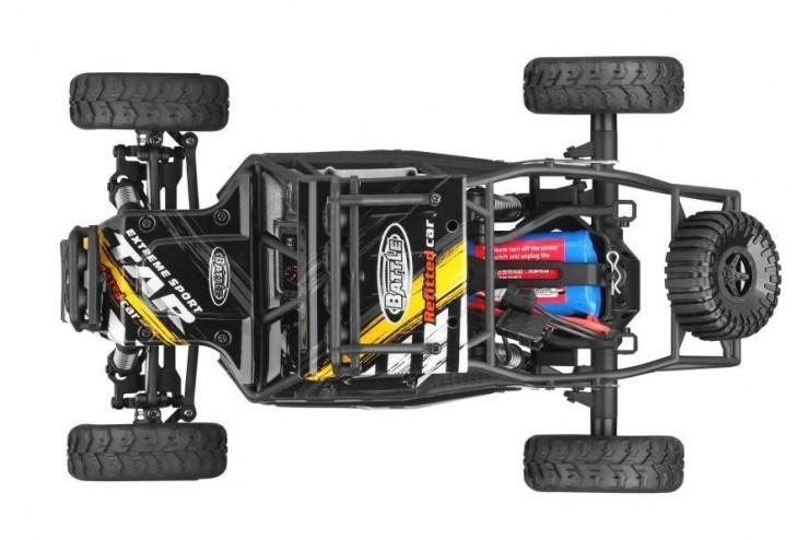 WLT-18428 Радиоуправляемый багги WLToys 4WD масштаб 1:18 2.4G - WLT-18428