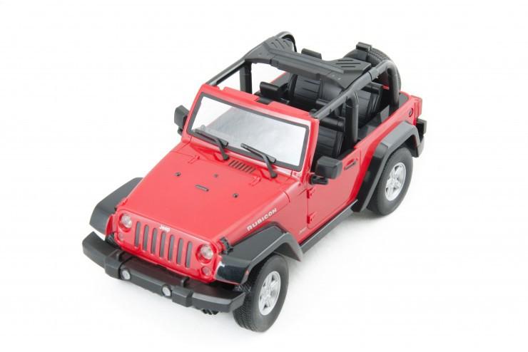 2060 Радиоуправляемый джип MZ Model Jeep Robicon масштаб 1:9 - MZ-2060