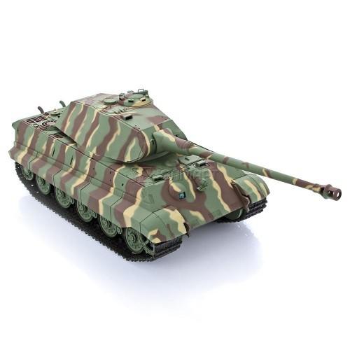 3888-1PRO Радиоуправляемый танк Heng Long German King Tiger Pro масштаб 1:16 40Mhz - 3888-1PRO