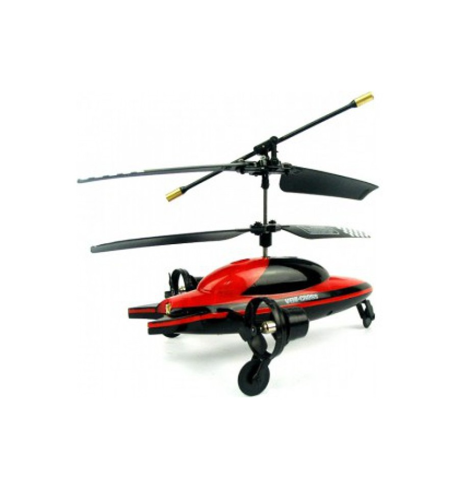 HM0920 Радиоуправляемая летающая машина HelicMax Soomo Spyer 2CH ИК-управление арт.HM0920