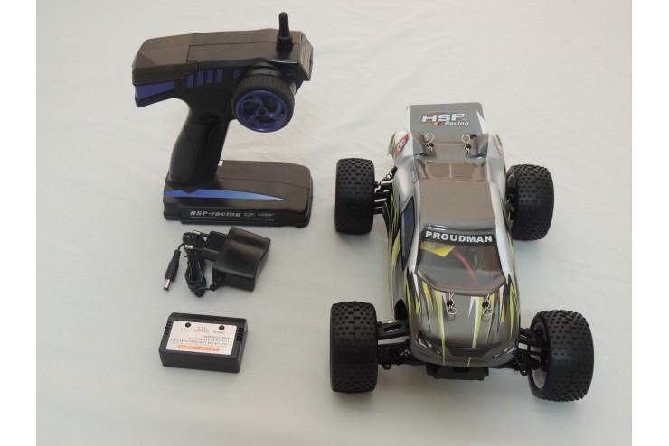 Радиоуправляемый внедорожник HSP Electric Truggy Hunter 4WD 1:16 HSP 94183-18392