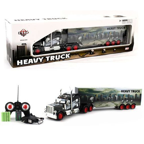Радиоуправляемый грузовик HB 666 Heavy Truck - 666-401