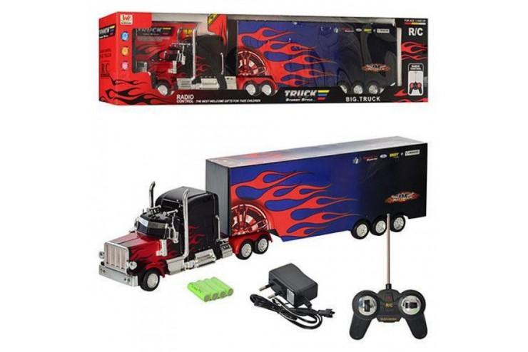 Радиоуправляемый грузовик QY Toys - WH8749