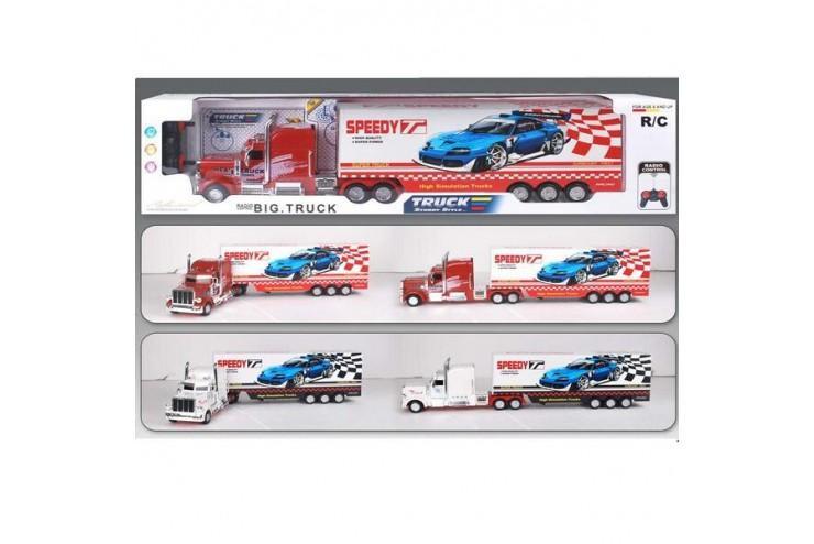 Радиоуправляемый грузовик QY Toys - WH8757F