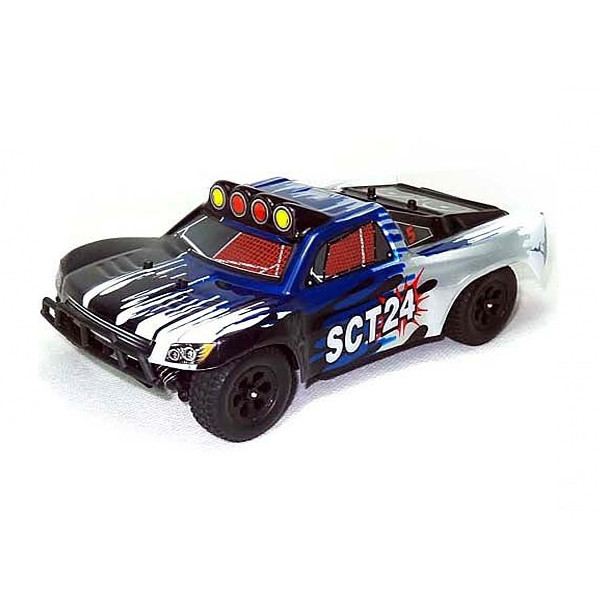 Радиоуправляемый шорт-корс трак HSP SCT24 4WD RTR масштаб 1:24 2.4G - 94247