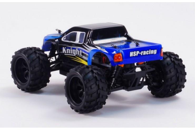Радиоуправляемый внедорожник HSP 4WD Brushless Monster Truck Knight-PRO 2.4G HSP 94806PRO-80691