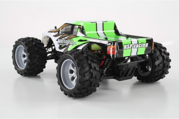 Радиоуправляемый внедорожник HSP 4WD Brushless Monster Truck Knight-PRO 2.4G HSP 94806PRO-80695