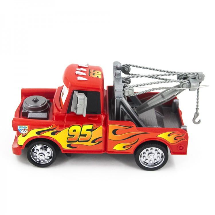 Радиоуправляемая машина-тачки грузовик Happy Cow Мэтр - 656-328F