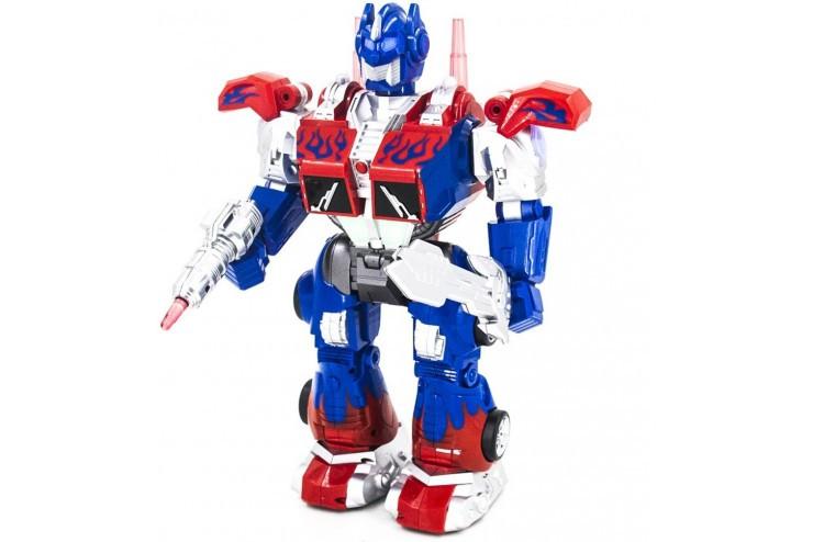 Радиоуправляемый робот трансформер Defa Toys DT-6020