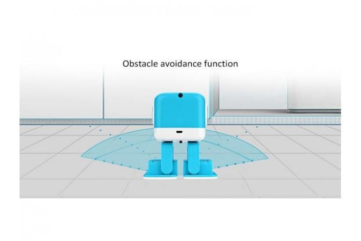 Интеллектуальный танцующий робот Cubee F9 APP WL Toys WLT-F9