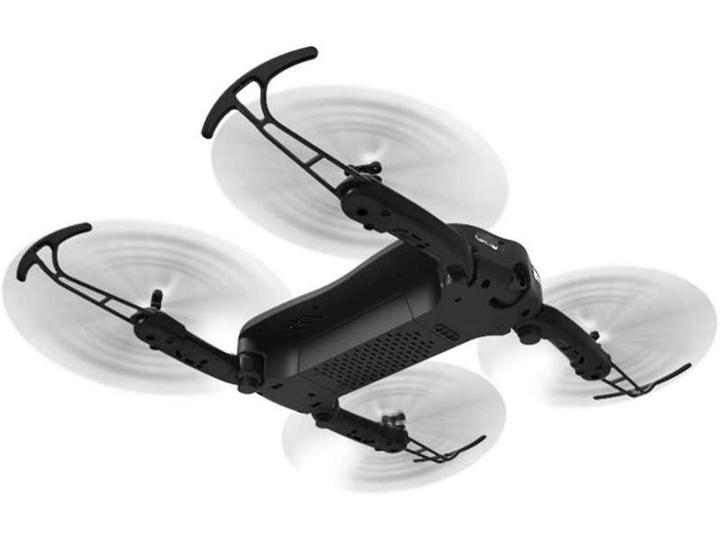 Р/У квадрокоптер Syma Z1 с FPV трансляцией Wi-Fi, барометр, 2.4G 6-AXIS RTF Z1