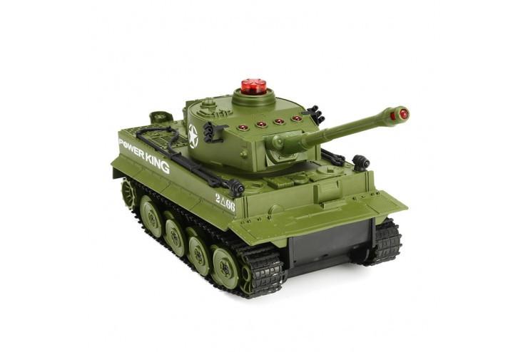 Боевой танк (управление с телефона) Huan QI 508D