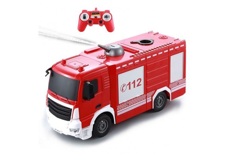 Пожарный автомобиль Double Eagle E572-003 1:26 30 см