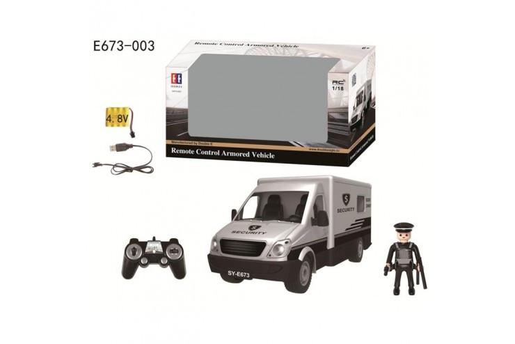 Фургон Double Eagle E673-003 1:18 33 см