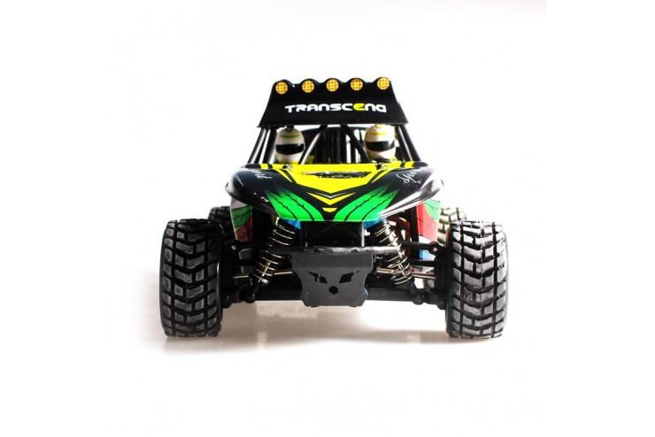 Радиоуправляемый багги WL Toys 4WD RTR масштаб 1:18 2.4G WL Toys WLT-K929