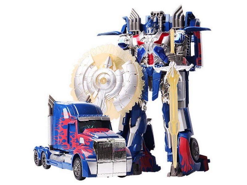 Трансформер Optimus Prime J8004B в/к J8004B