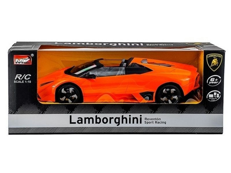 Машина MZ Lamborghini Reventon Roadster 2054 1/10 +акб MZ-2054