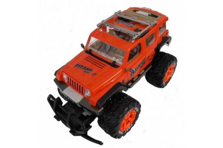 Радиоуправляемый внедорожник Winyea Jeep Wrangler Hurricane 2WD масштаб 1:12 Wineya - W3809