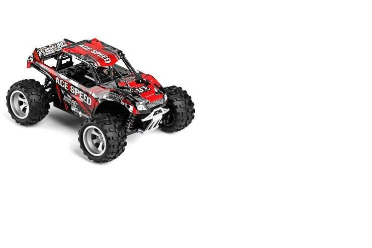Радиоуправляемый монстр WL Toys 4WD RTR масштаб 1:18 2.4G WL Toys WLT-18404