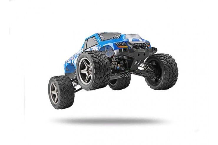 Радиоуправляемый монстр Super car 4WD RTR масштаб 1:12 2.4G WL Toys WLT-12402