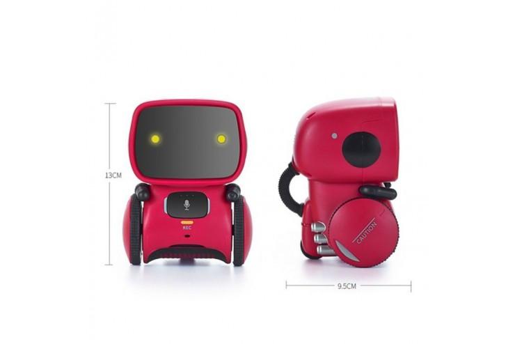 Интеллектуальный интерактивный робот WL Toys AT001-RED