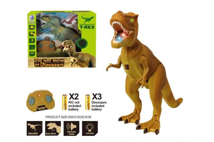 Радиоуправляемый тиранозавр RUI CHENG RUI CHENG 9981