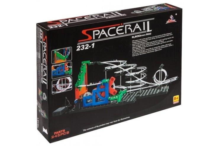 Динамический конструктор Космические горки, новая серия, уровень 1 SpaceRail 232-1